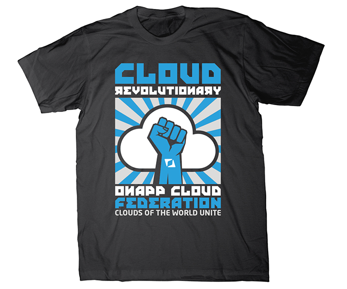 OnApp Cloud T Shirt Black