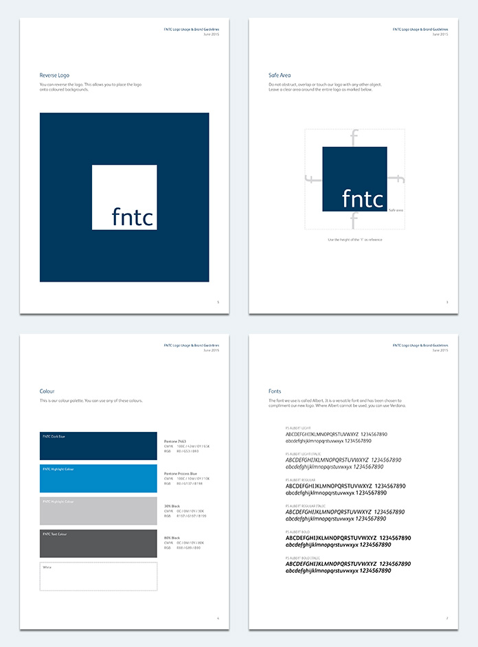 FNTC Brand Guidelines