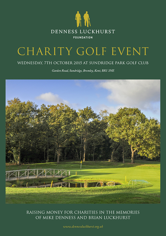 Denness Luckhurst Foundation Golf Day 2015