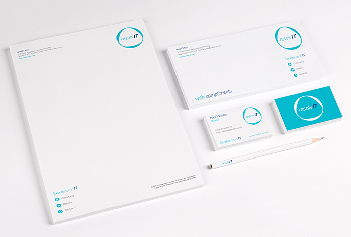 ReSolvIT Stationery