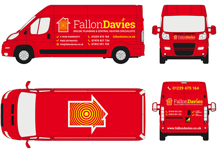 Fallon Davies Van Artwork.indd