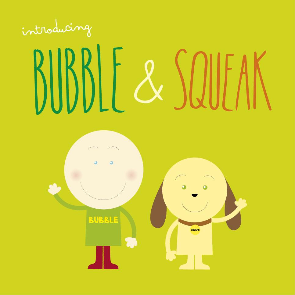 Bubble & Squeak 1